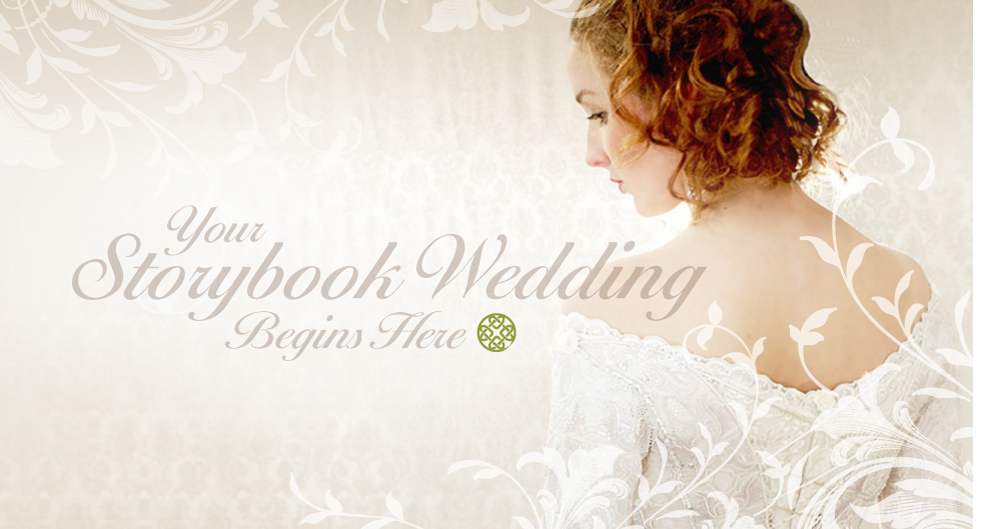 Your Story Book Wedding Begins Here