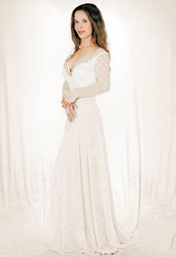 Faerie Wedding Dresses
