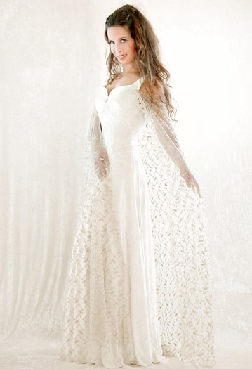 medieval and celtic wedding gowns custom storybook